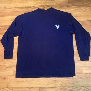 Vintage New York Yankees Embroidered Long Sleeve